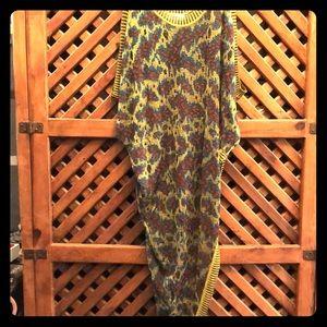 Vintage Hiroko Koshino asymmetrical top Paris 40